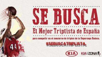 Kia busca al mejor tirador de España: estará en el concurso de triples de la Supercopa