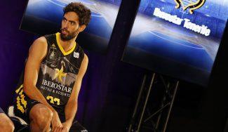 Javier Beirán renueva con el Iberostar Tenerife hasta 2020
