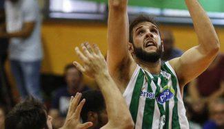 De la LEB a MVP en su primer partido ACB: el estreno de Iván Cruz con el Betis (Vídeo)