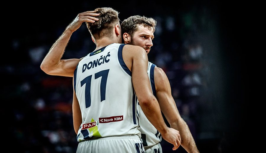 Eslovenia gana el Eurobasket: Dragic, MVP histórico; jugadón y lesión de Doncic (Vídeo)