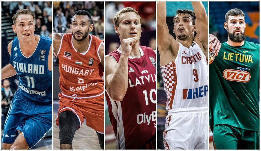 'República independiente de mi casa'. Repaso y quinteto de Ajero del 6º día de Eurobasket