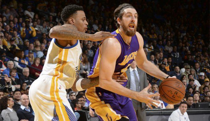 El Betis ficha al ala-pívot Ryan Kelly: mira su mejor partido NBA, con los Lakers (Vídeo)