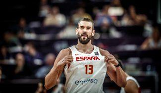 Marc Gasol insinúa una próxima retirada de la Selección Española