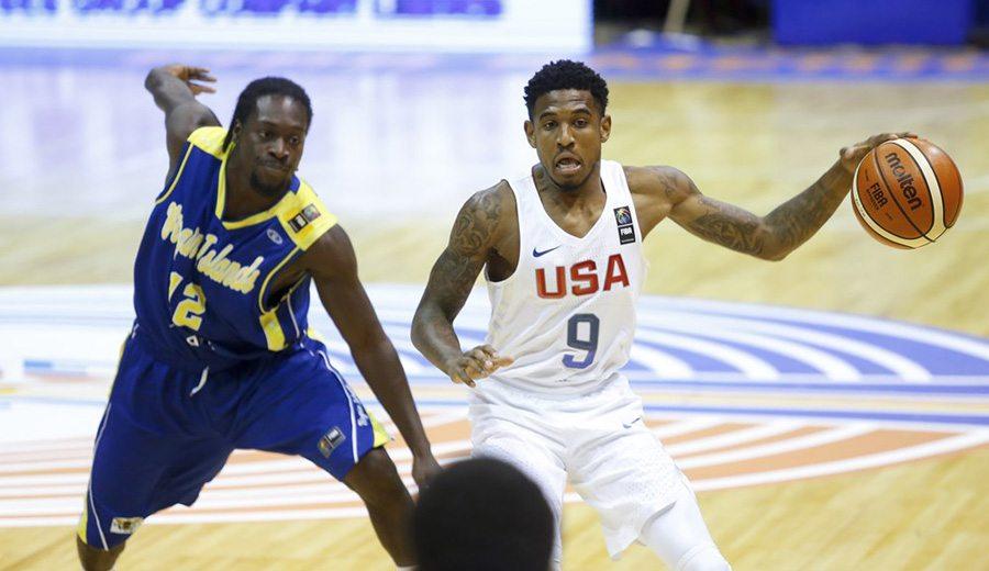 Dos ex ACB, entre los 12 escogidos para representar a USA en las ventanas FIBA