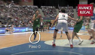 Ponte al día: Los criterios arbitrales ACB para los pasos, antideportivas, el teatro… (Vídeos)