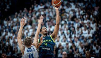Eurobasket: Eslovenia sobrevive a Markkanen y Randolph decide con mate tras robo (Vídeo)