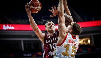 Janis Timma deja Baskonia y ficha por Olympiacos