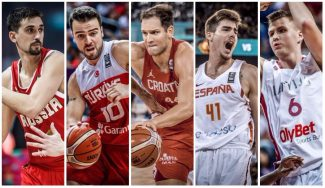 'Cierren las ventanas'. Repaso y quinteto de Jose Ajero del quinto día de Eurobasket