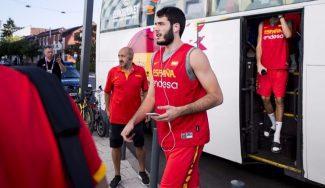 Scariolo lamenta la baja de Abrines el resto del Eurobasket: «Era una pieza importante»