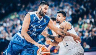 """Bourousis, sincero con su rendimiento en el Eurobasket: """"Como si no existiera en pista"""""""