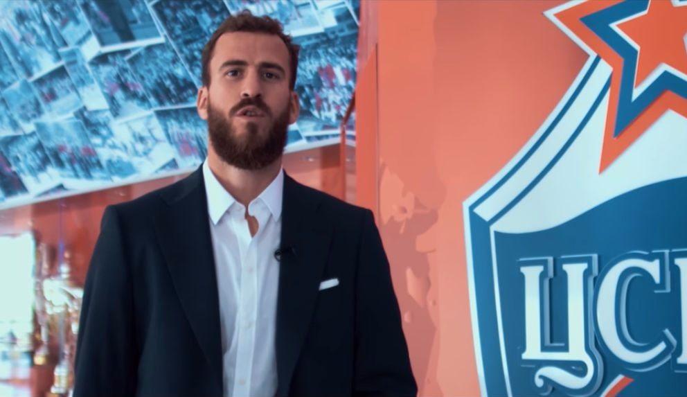 «El Chacho está de vuelta en Europa». Mira su promo a lo 'Desperado' con el CSKA (Vídeo)