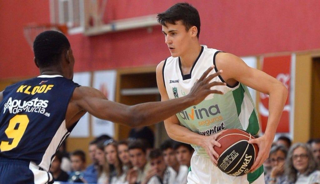 Dimitrijevic, la perla del Joventut: «Me gusta el estilo de Teodosic y me fijo en Irving»