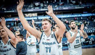 Doncic se sale y Eslovenia sigue invicta en el Eurobasket: 22 puntos frente a Grecia (Vídeo)