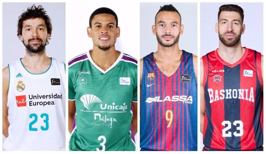 Encuesta a directores deportivos ACB: Llull, McCallum, Hanga y Shengelia, destacados