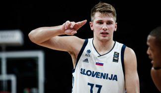Eslovenia, a cuartos con Doncic coqueteando con el triple-doble y Randolph letal (Vídeo)