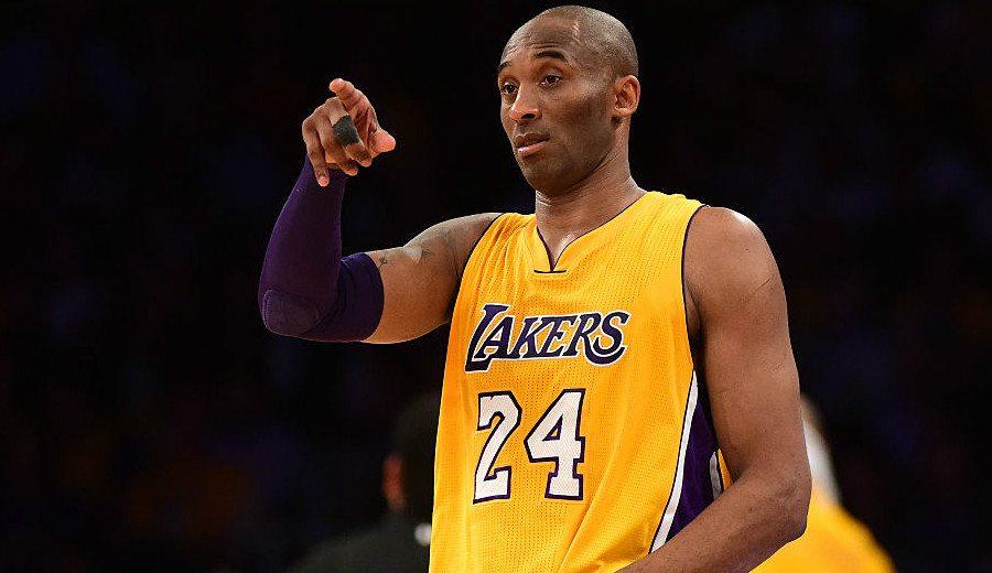 Un ránking histórico de la NBA deja a Kobe Bryant fuera del top-10