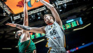 El alemán 'ignorado' en el Draft brilla en el Eurobasket: partidazo ante Lituania (Vídeo)