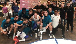 El Real Madrid gana el Torneo Internacional Cadete; De la Torre, MVP: repasa resultados