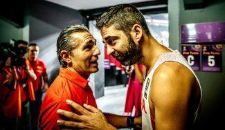 Scariolo valora la medalla de bronce y dedica unas emotivas palabras a Juan Carlos Navarro
