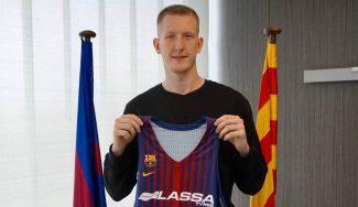 El Barça piensa en el futuro y ficha a Rolands Smits: seguirá cedido en el Fuenla este curso