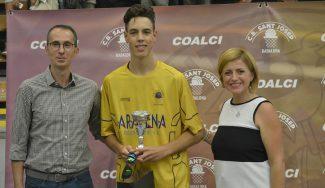 Gerard Soldevila, MVP local del Torneo Internacional Cadete: 30 puntos al Barça (Vídeo)
