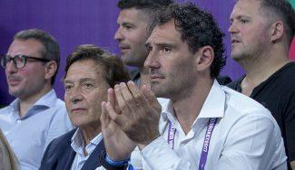 """Garbajosa, tajante sobre las ventanas FIBA: """"Vamos a convocar a los jugadores Euroliga"""""""