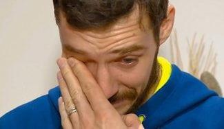 """Dragic llora al recibir un regalo especial de la madre de Drazen Petrovic: «Mi ídolo"""" (Vídeo)"""