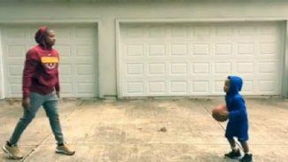 Divertido tributo del hijo de Isaiah Thomas a 'Hoodie' Melo: mira qué talento (Vídeo)