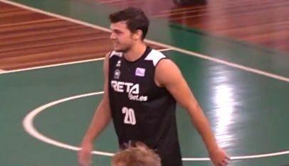 Dejan Todorovic hace al Bilbao campeón de la Euskal Kopa: 5 triples y un matazo (Vídeo)