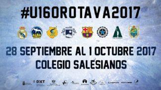 El Real Madrid busca repetir título en el U16 Orotava: horarios, equipos y nombres a seguir