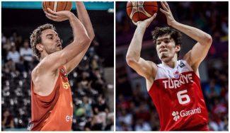 España se enfrentará a Turquía en octavos: los cruces del Eurobasket y los horarios, aquí
