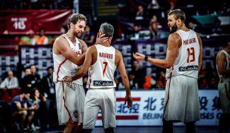 Eurobasket: Los hermanos Gasol guían a España al bronce en el adiós de Navarro