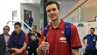 "El prometedor Kurucs habla de su salto en el Barça, la ""leyenda"" Navarro, Julbe, NBA"