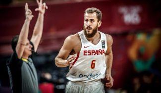 España pasa a cuartos tras sufrir con Turquía: el Chacho enchufa y Ricky sentencia (Vídeo)