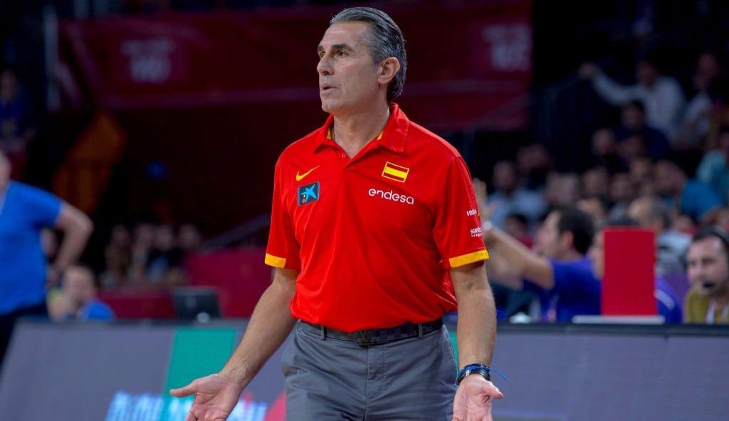 """Scariolo analiza la derrota con Eslovenia: """"El porcentaje de tres puntos hizo la diferencia"""""""