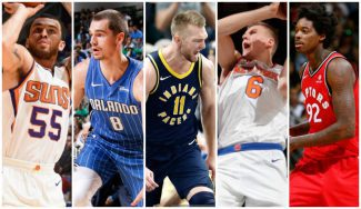 Noche NBA con sabor 'español': brillan hasta 5 viejos conocidos de la Liga Endesa (Vídeos)
