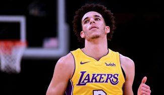 Lonzo Ball se estrella en su debut NBA ante Teodosic: paliza en el derbi angelino (Vídeo)