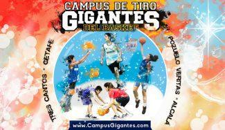 Preparado, listo… y lanza. ¡Vuelve el Campus Gigantes de tiro!