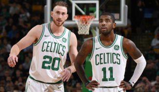 Irving y Hayward debutan con los Celtics: un fichaje europeo, su máximo anotador (Vídeo)