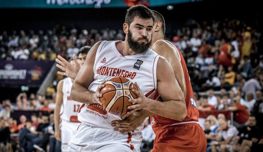 El primer rival de España abre la veda: lista de 24 de Montenegro con 5 jugadores Euroliga
