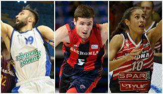 Competiciones FEB en clave Junior: mira los Sub-20 más destacados de la Jornada 1