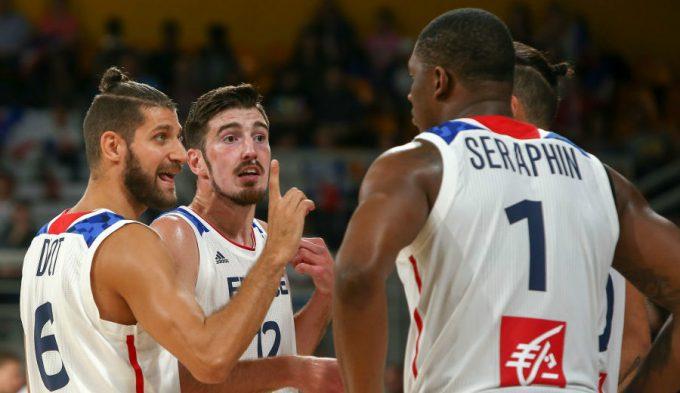 Francia convoca a 9 jugadores de Euroliga  para las ventanas… y 9 posibles recambios