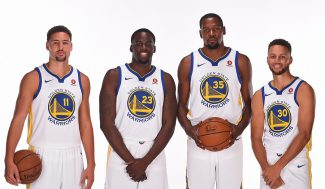 NBA Playoffs 2018: Golden State Warriors, uno contra todos