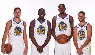 Guía NBA 2017/18: Golden State Warriors, por Andrés Monje