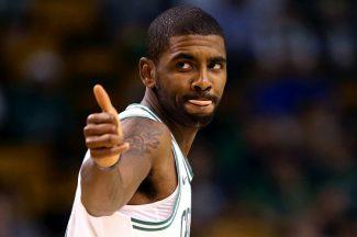 Kyrie Irving da la puntilla a los Washington Wizards en la prórroga