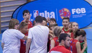 Liga Jr. NBA-FEB. El camino hacia el anillo comienza en Madrid
