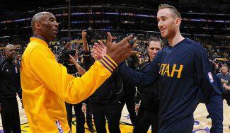 """Lección y consejos de Kobe para superar una lesión: """"Verás crecer la fe en ti en cada meta"""""""
