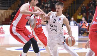 Le quiso el Baskonia: el joven Marinkovic mete 33 puntos con 7 triples en Adriática