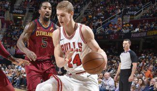 Markkanen hace historia triplista en la NBA y se gana las alabanzas de LeBron (Vídeo)