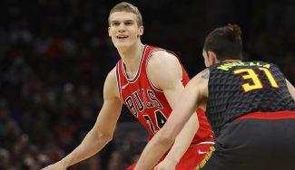 """Markkanen, a la altura de Rose para que los Bulls se estrenen: """"Creo en todos mis tiros"""""""